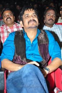 Akkineni Nagarjuna at Greeku Veerudu Movie Audio Release Stills