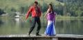 Nagarjuna, Nayanthara in Greeku Veerudu Movie Stills
