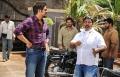 Actor Nagarjuna at Greeku Veerudu Shooting Spot Stills
