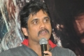 Actor Nagarjuna at Greeku Veerudu Trailer Launch Stills