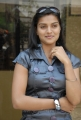 Actress Prakruti at Gud Morning Logo Launch Stills