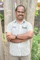Director Azhagappan.C at Gugan Movie Press Meet Stills