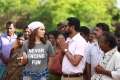 Hansika, Prabhu Deva in Gulebagavali Movie Stills