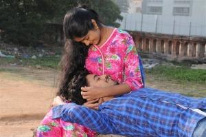 Dimple, Chetan in Gulf Telugu Movie Stills