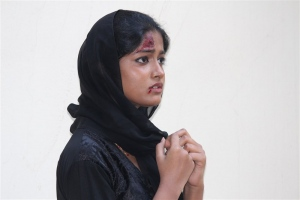 Actress Dimple in Gulf Telugu Movie Stills