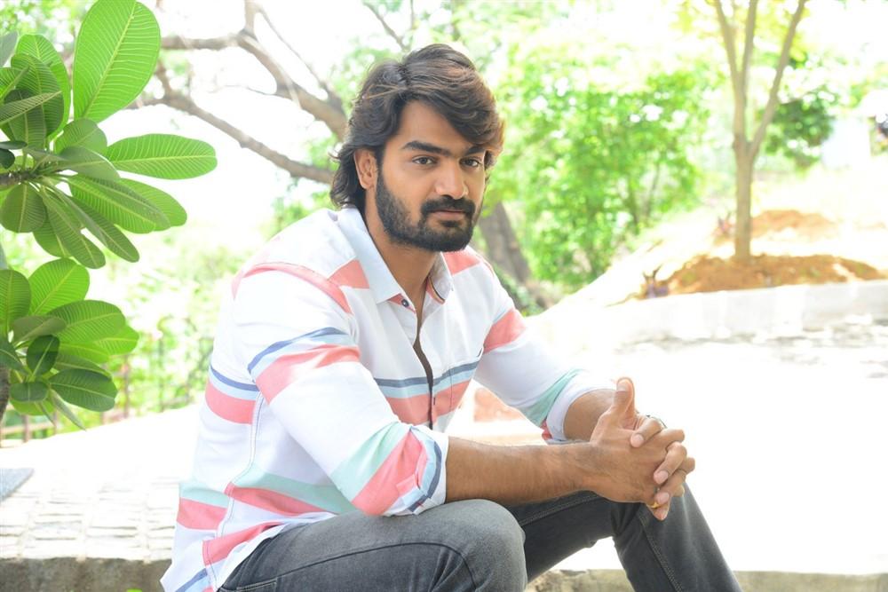 Guna 369 Hero Kartikeya Interview Pictures