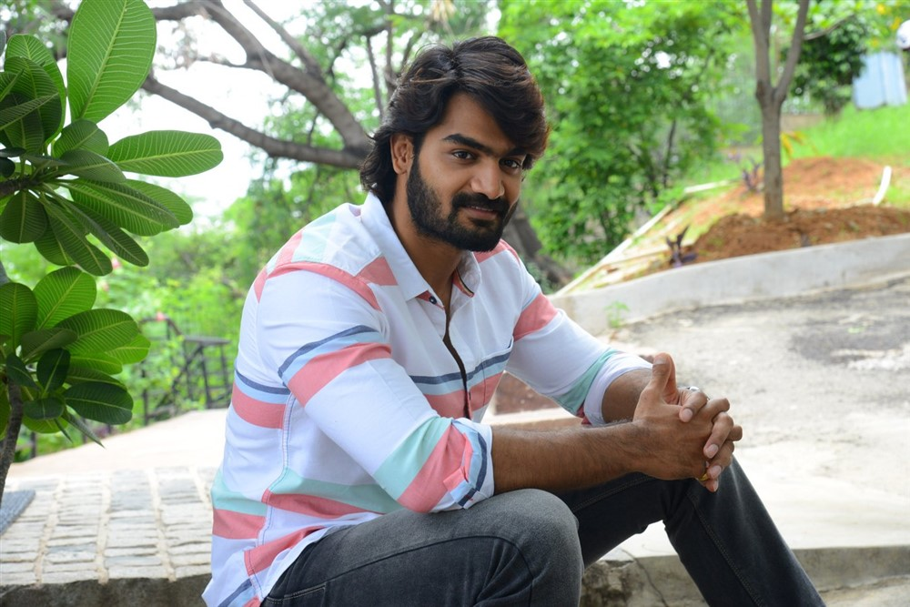 Guna 369 Movie Hero Kartikeya Interview Pictures