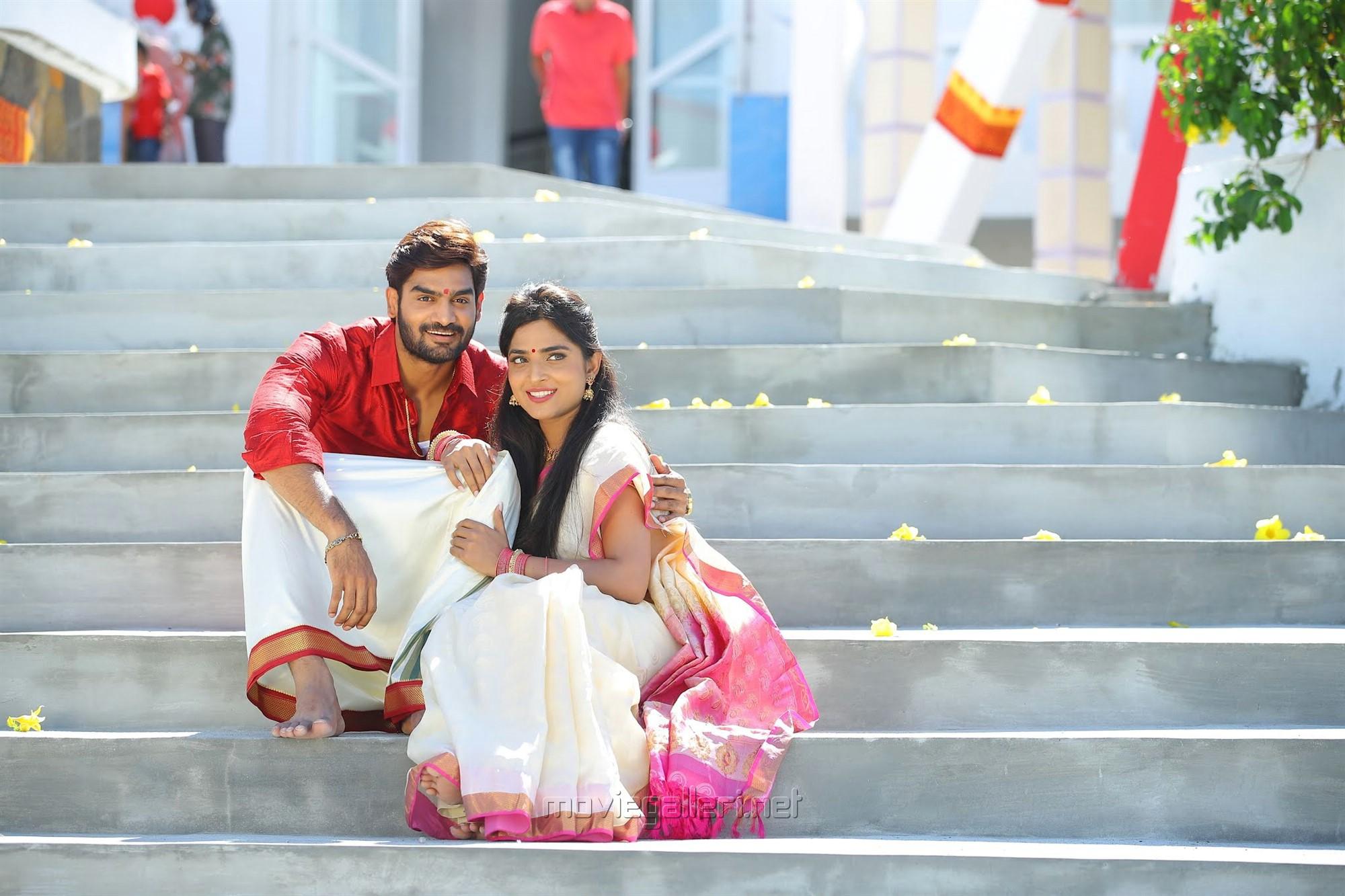 Kartikeya, Anagha in Guna 369 Movie Images HD