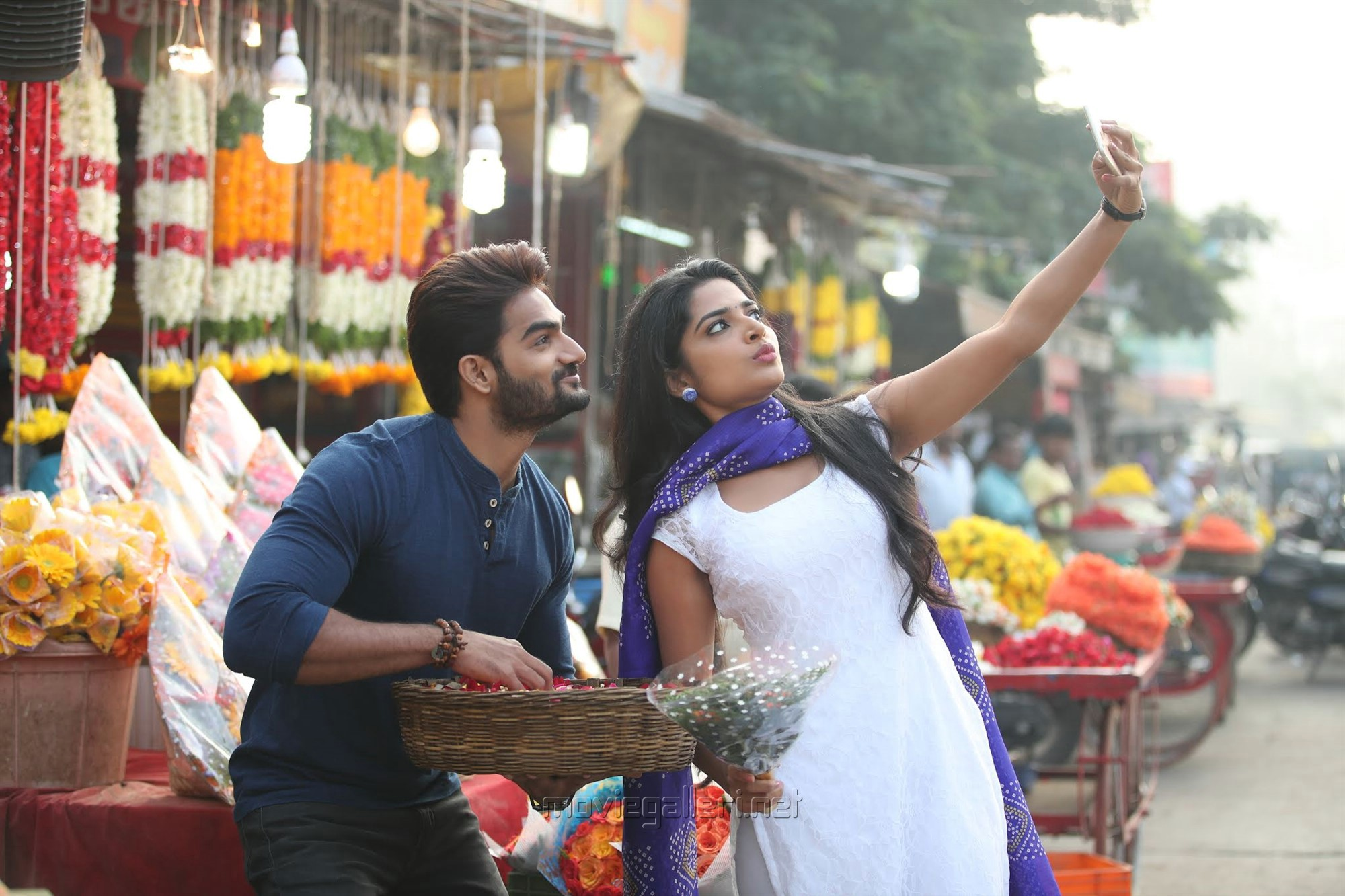 Karthikeya, Anagha in Guna 369 Movie Images HD