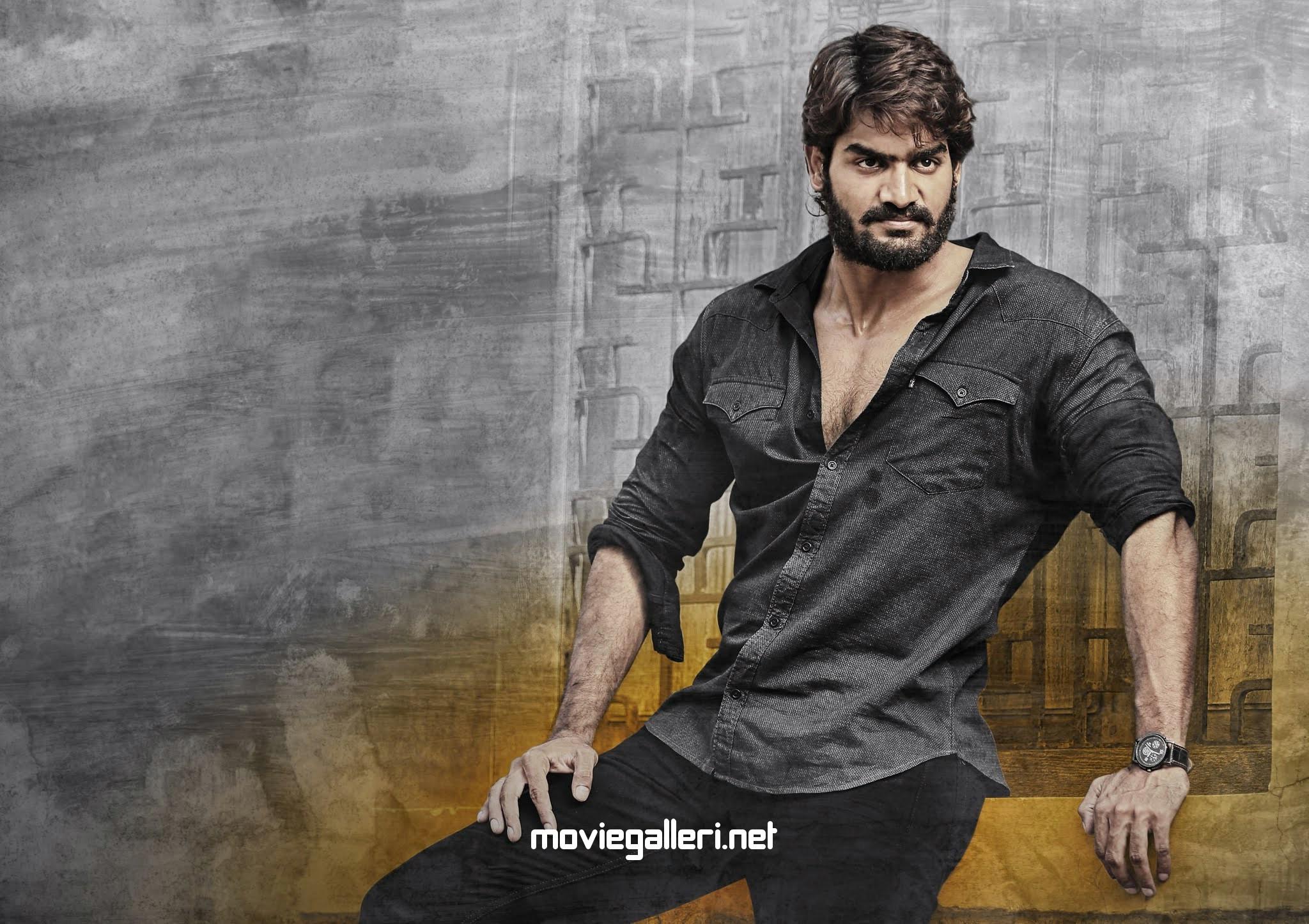 Guna 369 Movie Actor Karthikeya Stills HD