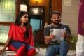 Anagha, Arjun Jandyala @ Guna 369 Movie Working Stills