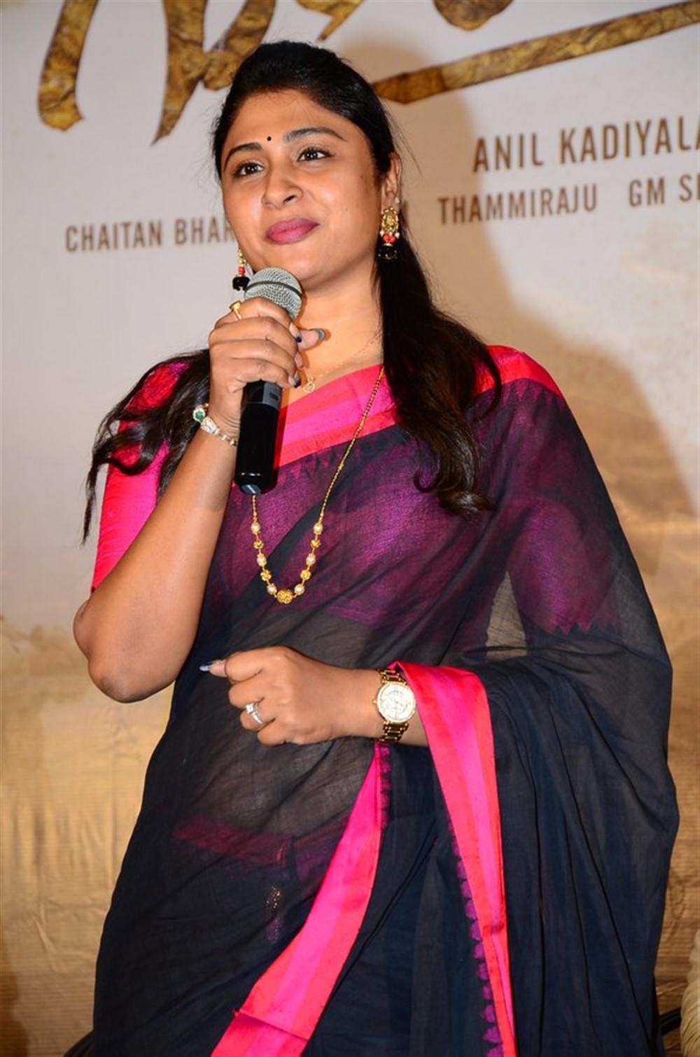Praveena Kadiyala @ Guna 369 Success Meet Stills