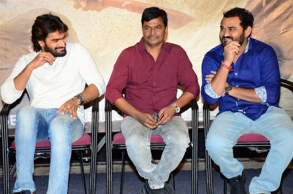 Guna 369 Success Meet Stills