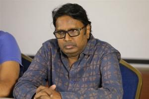 Rudramadevi Movie Director Gunasekhar Nandi Awards Press Meet Stills