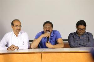 Gunasekhar & Nallamalupu Bujji Nandi Awards Press Meet Stills