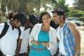 Nithya Menon, Nitin in Gunde Jaari Gallanthayyinde Movie Latest Stills