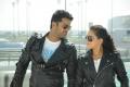 Nitin, Nithya Menon in Gunde Jaari Gallanthayyinde Latest Stills
