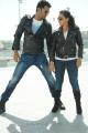 Nitin, Nithya Menon in Gunde Jaari Gallanthayyinde Movie Latest Stills