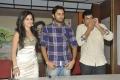 Gunde Jaari Gallanthayyinde Telugu Movie Press Meet Stills