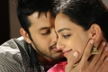 Nitin, Nithya Menon in Gunde Jaari Gallanthayyinde Telugu Movie Stills