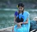 Gundello Godari Actress Tapsee Cute in Half Saree Pics