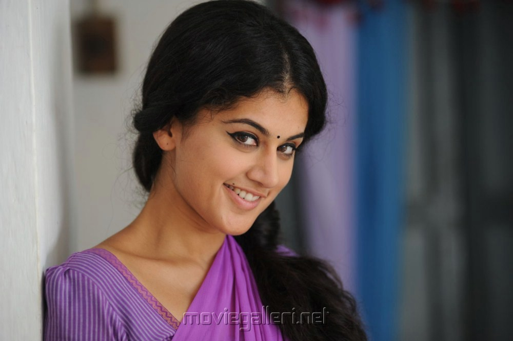 Gundello Godari Heroine Tapsee Beautiful Stills