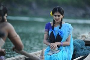 Actress Taapsee Pannu in Gundello Godari Latest Stills