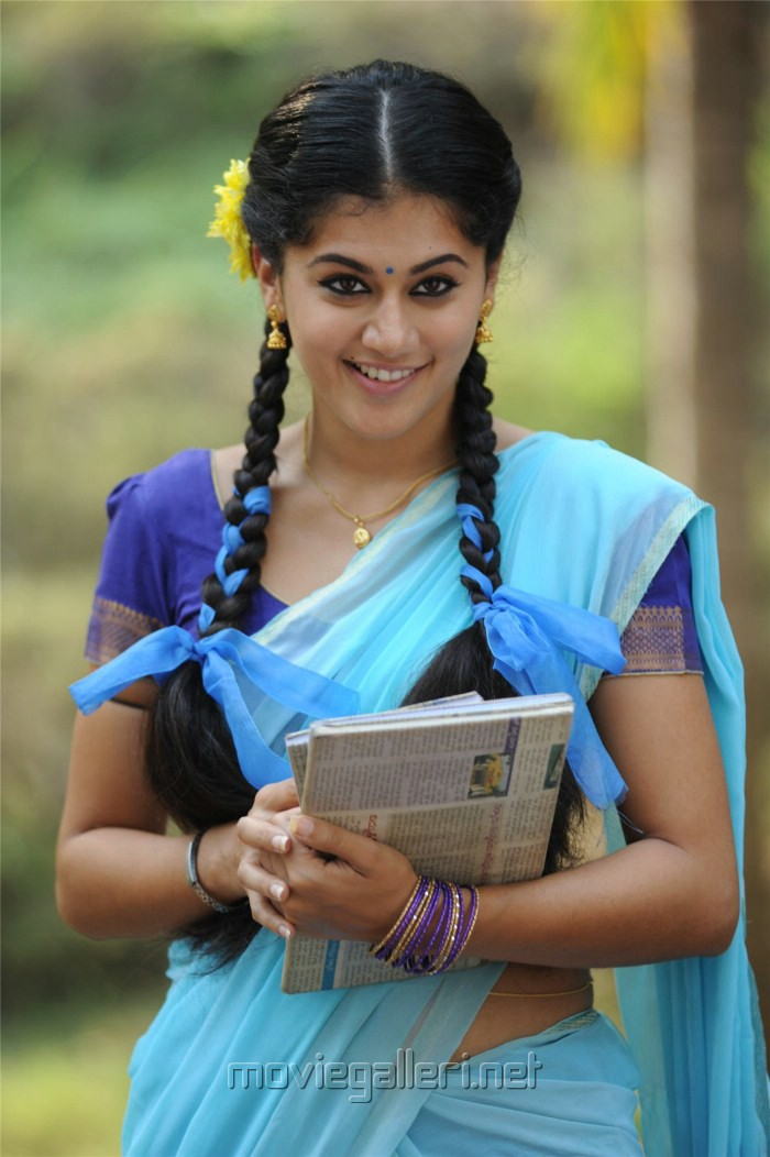 Actress Taapsee in Gundello Godari New Photos