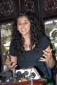 Actress Tapasee Pannu at Gundello Godari Movie Press Meet Photos