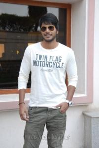 Sandeep Kishan at Gundello Godari Movie Success Meet Stills