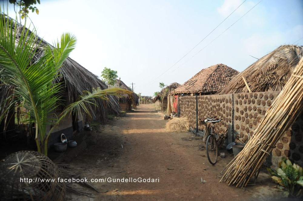 Gundello Godari Village Set Photos