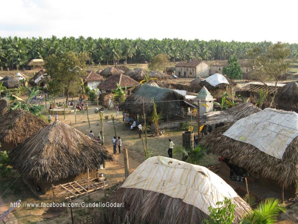 Gundello Godari Village Set Photos
