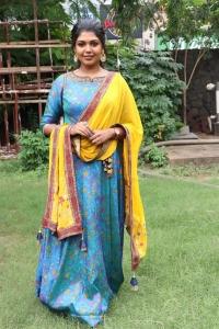 Actress Riythvika @ Gundu Movie Audio Launch Stills