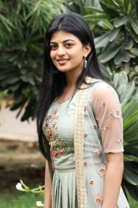 Actress Anandhi @ Gundu Movie Audio Launch Stills