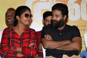 Riythvika, Dinesh @ Gundu Movie Success Meet Photos