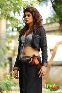 Actress Shraddha Das in Guntur Talkies Movie New Images