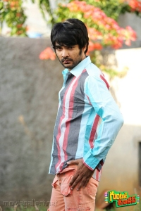 Actor Sidhu in Guntur Talkies Movie New Images