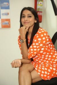 Rashmi Gautam @ Guntur Talkies Promo Song Launch at Radio City Stills