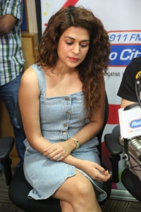Shraddha Das @ Guntur Talkies Promo Song Launch at Radio City Stills
