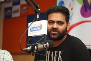 Praveen Sattaru @ Guntur Talkies Promo Song Launch at Radio City Stills