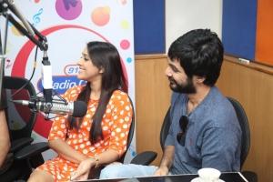 Rashmi Gautam, Sidhu @ Guntur Talkies Promo Song Launch at Radio City Stills