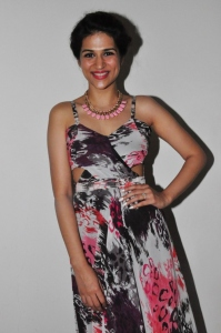 Shraddha Das @ Guntur Talkies Team celebrates Women's Day at Manjeera Mall
