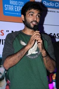 Sidhu Jonnalagadda @ Guntur Talkies Team celebrates Women's Day at Manjeera Mall