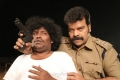 Yogi Babu, Ravi Mariya in Gurkha Movie Images HD