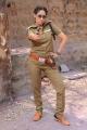 Actress Gurleen Chopra in Police Getup Photos