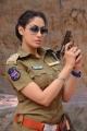 Actress Gurlin Chopra Police Getup Photos
