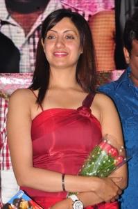 Gurlin Chopra Latest Stills at Siva Keshav Audio Release