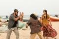 Venkatesh, Ritika Singh, Mumtaz Sorcar in Guru Movie Stills