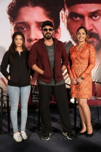 Ritika Singh, Venkatesh, Mumtaz Sorcar @ Guru Movie Success Meet Stills