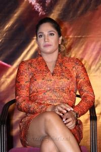 Actress Mumtaz Sorcar @ Guru Movie Success Meet Stills